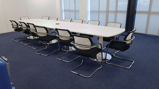 SNF Boardrooms and Meeting Areas